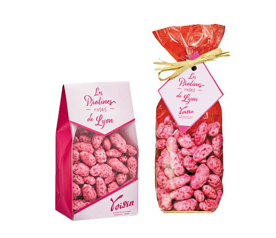 Pralines rose de Lyon
