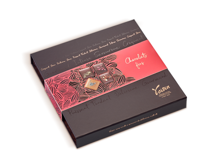 Coffret Passion Chocolats Fins - Voisin