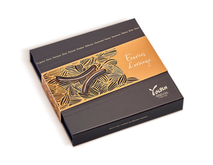 Coffret Passion Ecorces d'Orange - Voisin