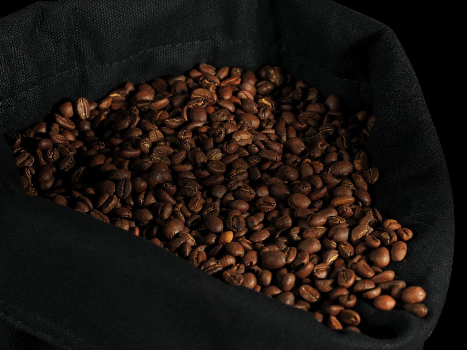 Sac de graines de café Voisin
