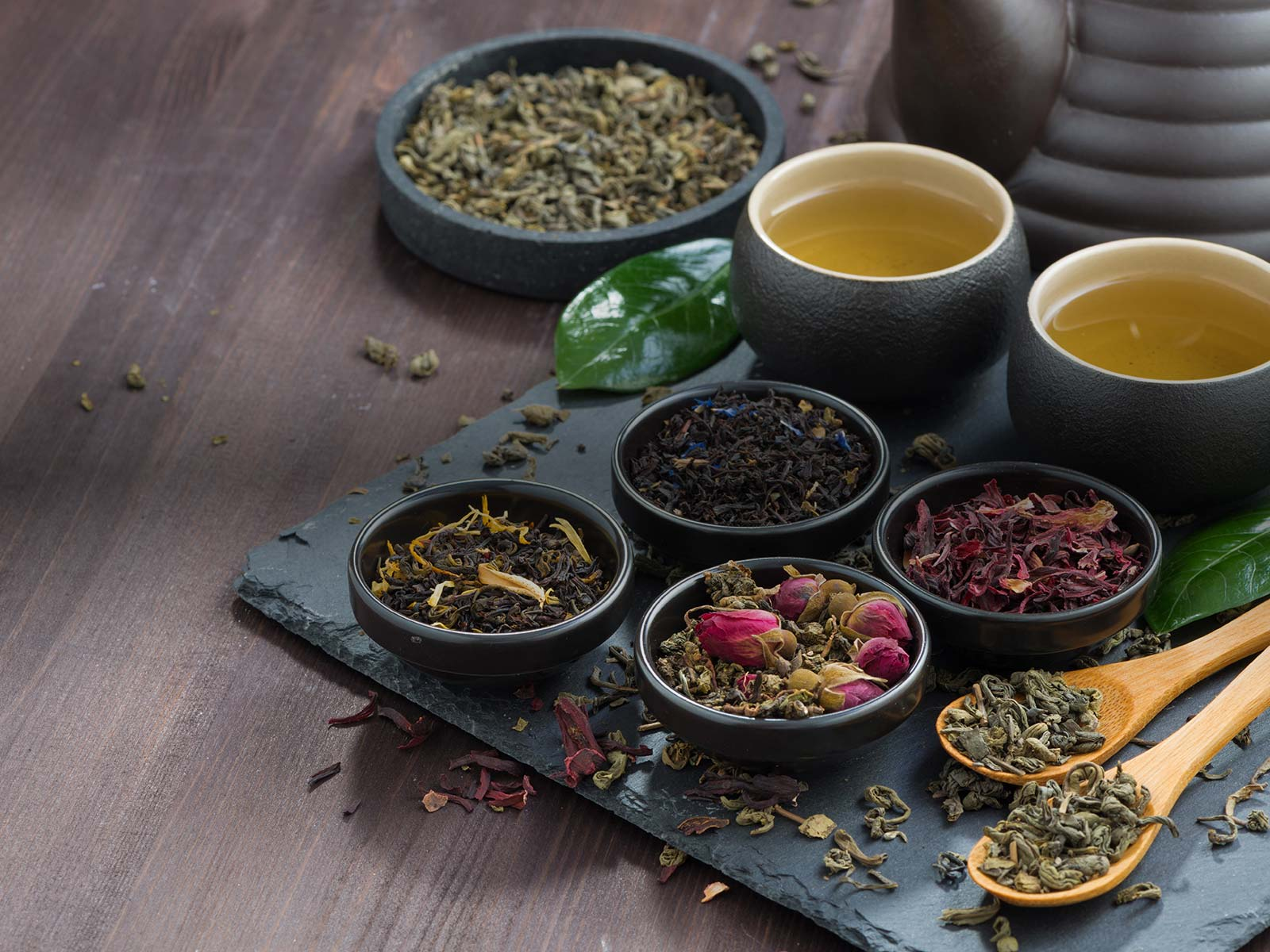 Collection de thés Voisin